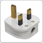 13 amp appliance plug