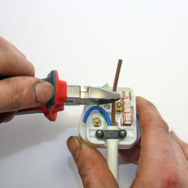 Pleasing How To Wire A Plug How To Wire A Plug Wiring 101 Capemaxxcnl